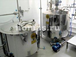 Новая пивоварня на 500 литров в Копейске