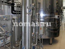 18-тонный пивзавод в Тольятти