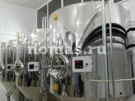 Пивзавод «под ключ» на 1000 литров в Челябинске