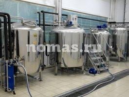 Пивоваренный завод в Тюмени на 1000 литров