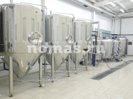 Новая пивоварня в Тюмени