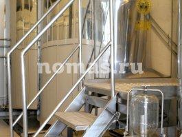 Реконструкция пивоваренного завода в Екатеринбурге