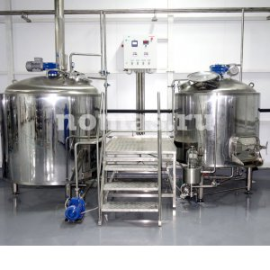 Комплектная пивоварня на 1000 литров  - купить у производителя