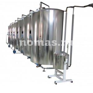 Pressure tanks - купить у производителя