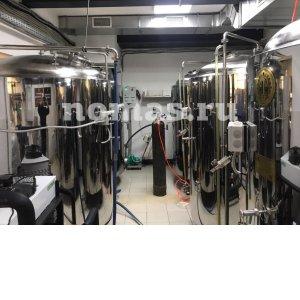 Пивоварня 500 литров б/у - купить у производителя
