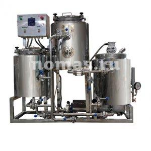 Micro-brewery for final adjustments (50 liters) - купить у производителя