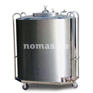 Portable tank 100, 250, 300, 400 and 500 liters - купить у производителя