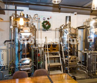 Ресторанная пивоварня Jolly-Molly в Туле