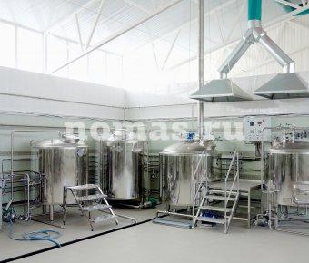 Пивоварня InzerBeer в Киргизии