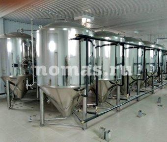 Пивзавод 1000 литров для Казахстана