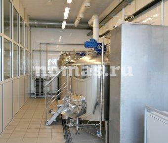 Квасоварное отделение для «Косулинской пивоварни» в Екатерингбурге