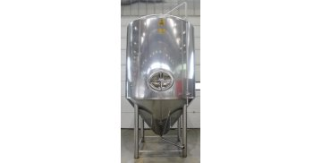 Цилиндро-конический танк 25,0 м³ - купить у производителя