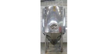 Цилиндро-конический танк 10,0 м³ - купить у производителя