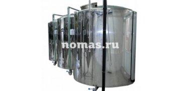 Аппарат дображивания ДБА 1,0 м³ - купить у производителя