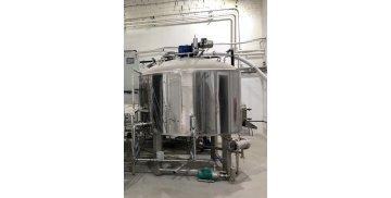 Фильтрационный аппарат ФА 3,0 м³ - купить у производителя