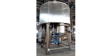 Фильтрационный аппарат ФА 5,0 м³ - купить у производителя