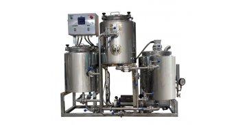 Микропивоварня для отработки сортов (50 л) - купить у производителя