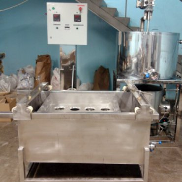 Аппарат формования сыра