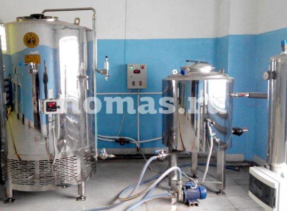 Квасоварно-лимонадный завод в Казахстане