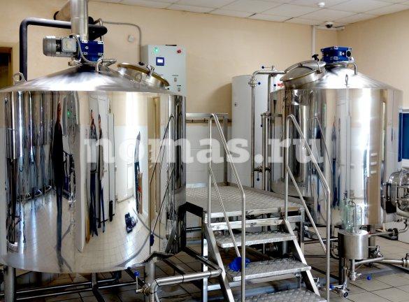 Новая пивоварня в Челябинской области