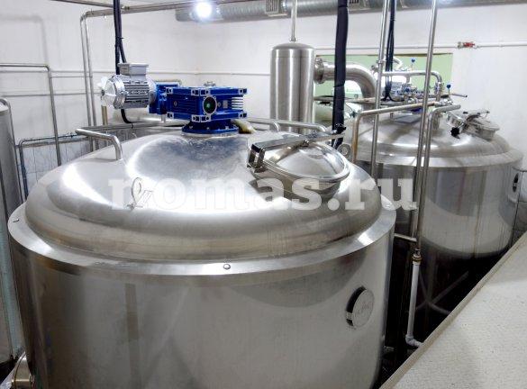 Модернизация пивоварни в Южноуральске