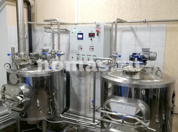 Пивоварня Artisan в Смоленской области