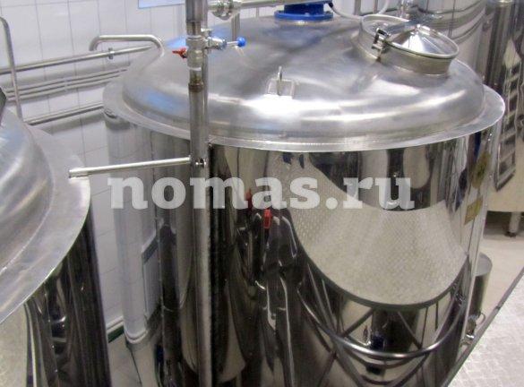 Модернизация пивзавода в Костромской области