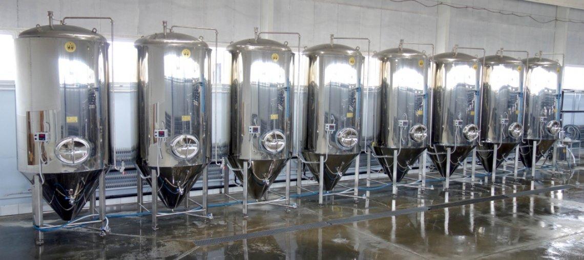 Оборудование для производства пива: ЦКТ емкости - купить у производителя