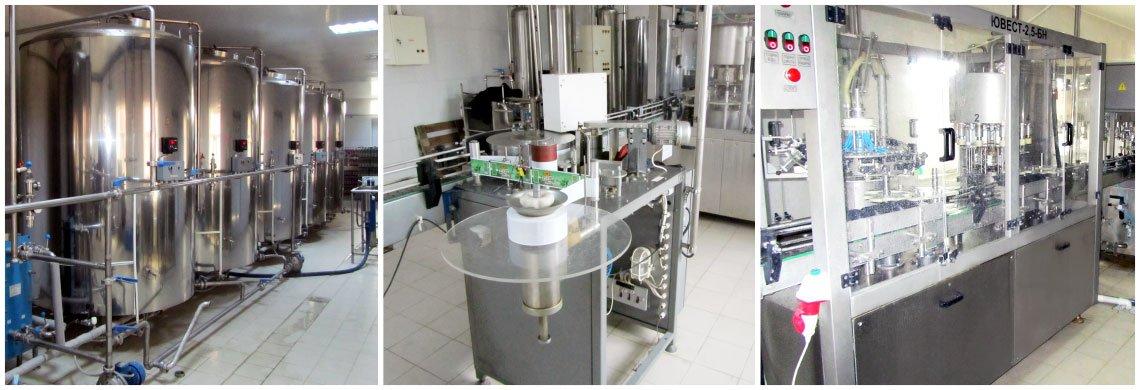 Модернизация пивзаводов - купить у производителя