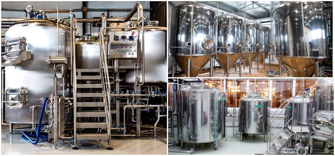 Оборудование для пивоварения - купить у производителя