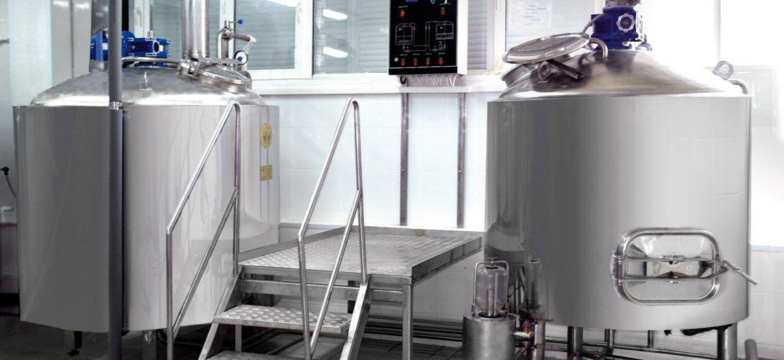 Пивоварня на 500 литров - купить у производителя