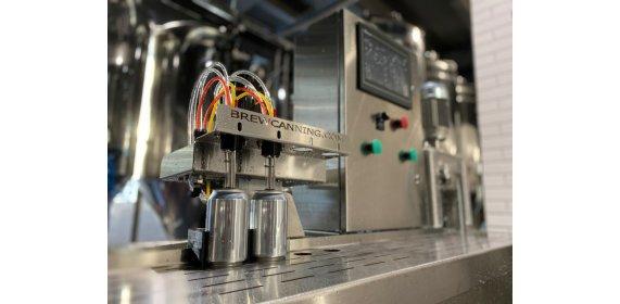 Линия розлива в банки полуавтоматическая - купить у производителя