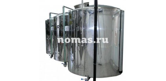 Аппарат дображивания ДБА 25 м³ - купить у производителя