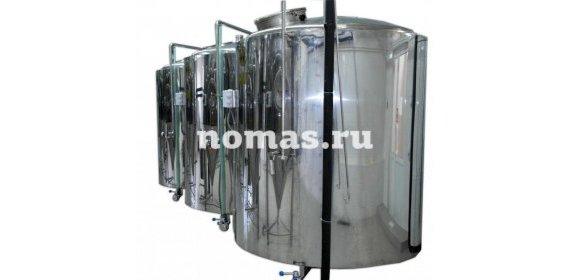 Фото товара Аппарат дображивания ДБА 6,0 м³ производство НОМАС