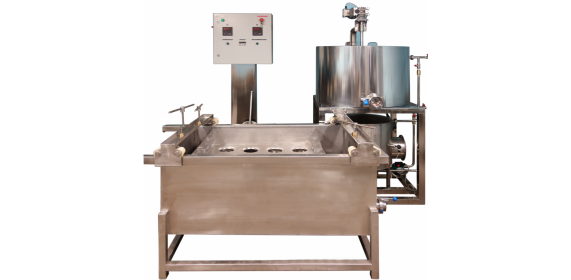 Аппарат предварительного формования и прессования  - купить у производителя