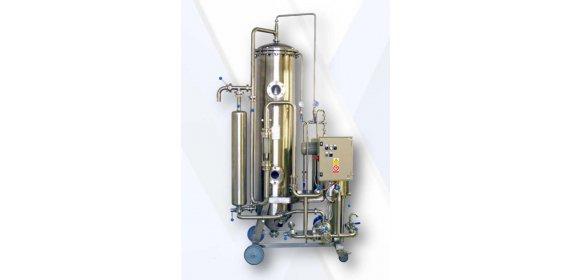 Кизельгуровый фильтр Destila 2 м2 - купить у производителя