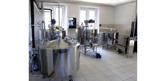 Пивоварни «под ключ» - купить у производителя