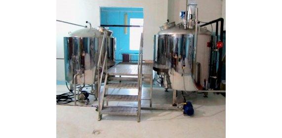 Медоваренные заводы НОМАС «под ключ» - купить у производителя