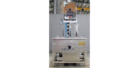 Автоматическая установка мойки кег на 1 бак, нагрев ТЭНами - купить у производителя