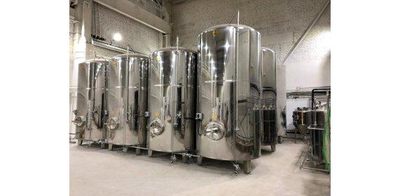 Пивоваренный завод на 3000 литров - купить у производителя