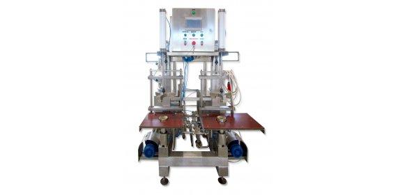 Автоматическая установка мойки и заполнения кег на 2 бака до 35 кег в час - купить у производителя