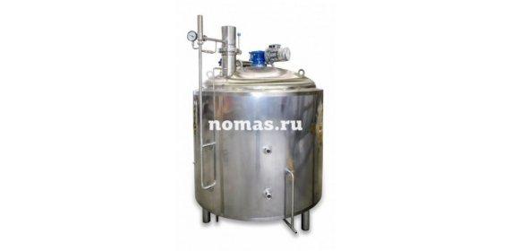 Заторно-сусловарочный аппарат ЗСА 8,0 м³ - купить у производителя