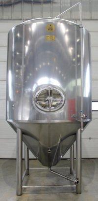 Цилиндро-конический танк 5,0 м³ - купить у производителя
