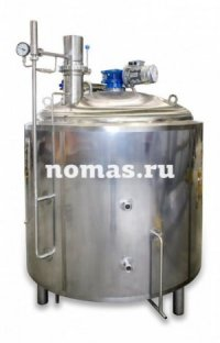 Заторно-сусловарочный аппарат ЗСА 5,0 м³ - купить у производителя
